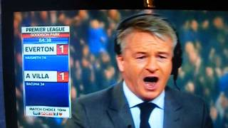 Charlie Nicholas insists Baines should take the free kick, but....