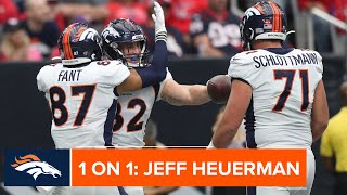 'He's a baller': Heuerman celebrates Lock's success as the two connect for touchdown