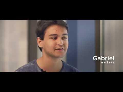 Portail Langues Canada: Gabriel