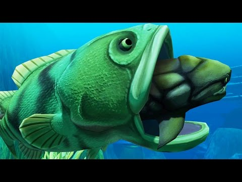 INCREDIBLE GOLIATH FISH - Feed and Grow Fish - Part 25 | Pun