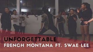 French Montana ft Swae Lee - Unforgettable | Dance Choreography