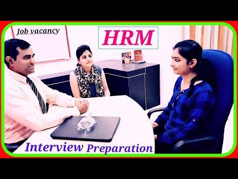 HRM Interview :
