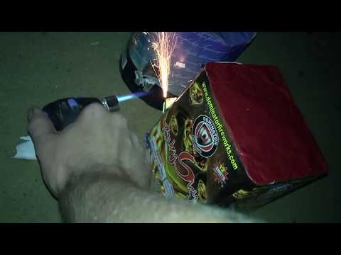 Fireworks Fun 2016! Feature Length