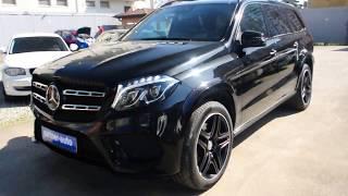 Mercedes-Benz GLS-klasse I (X166) 3.0 AT (249 л.c.) 2016г.