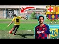 LIONEL MESSI CHALLENGE #2 ¡Retos de fútbol épicos!