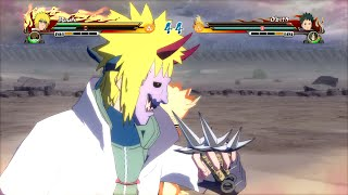 Naruto Ultimate Ninja Storm Revolution - Death Reaper