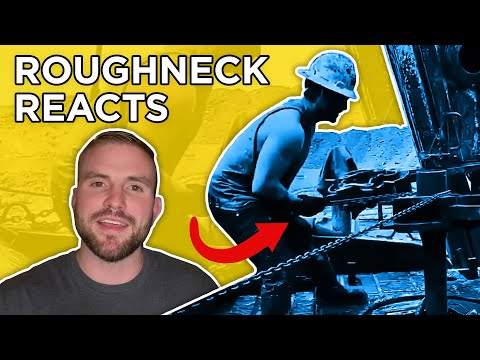 What Does a Roughneck do on a Drilling Rig?
