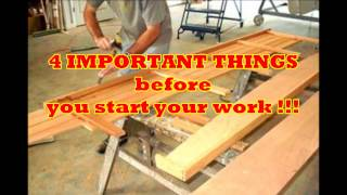 Simple Woodworking Projects For Beginners | Do It Yourself