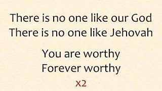 Kelanie Gloeckler - No One Like Jehovah