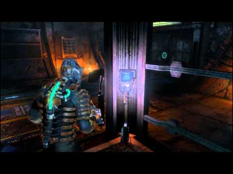 Dead Space 3 (supply depot) Side mission