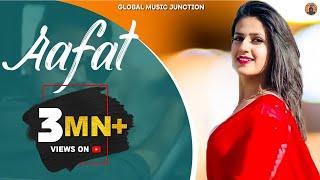 AAFAT : Full Video   Manjeet Pawar, Renuka Panwar   Ft Prince Sharma, Pranjal Dahiya   Haryanvi Song