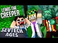 Minecraft - LEWIS THE CREEPER - SevTech Ages #64