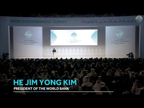 WGS17 Sessions: Main Address by H.E. Jim Yong Kim