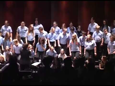 Youth in Arts Collage Concert April 2015