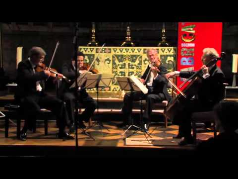 Beethoven & the Quartet form: the journey of a creative genius