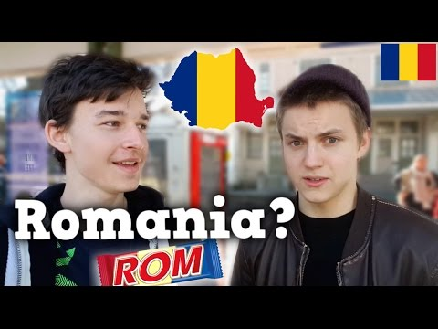 What do Finnish people know about ROMANIA?