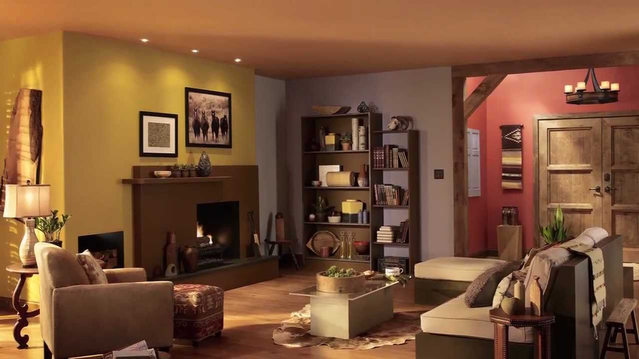 Behr Color Trends 2012.mov - YouTube
