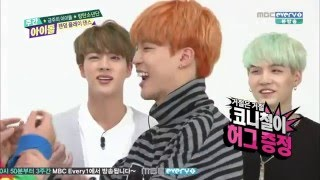 151216 BTS Random Dance Cut Weekly Idol Ep 229