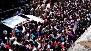 vijay in banglore