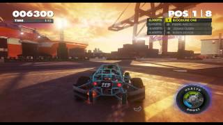 DiRT Showdown: Gameplay Destruction Derby - I