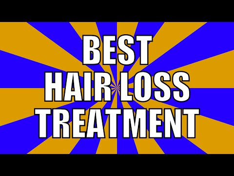 Best Hair loss treatment | How to stop hair loss naturally and baldness cure 2015 4