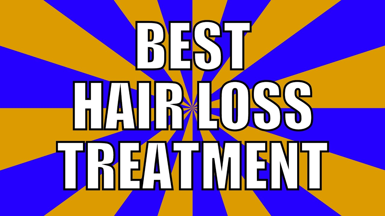 Best Hair loss treatment  How to stop hair loss naturally and baldness cure 2015 4  YouTube