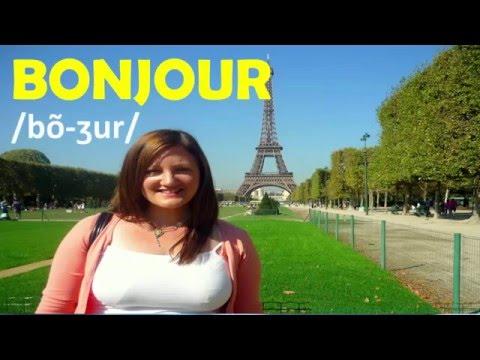 Les salutations en Français