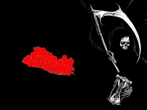 Los 10 Municipios Más Peligrosos De El Salvador.