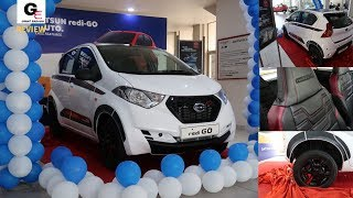2018 Datsun Redi Go Limited edition | parking sensors | detailed review | specs | price !!!!
