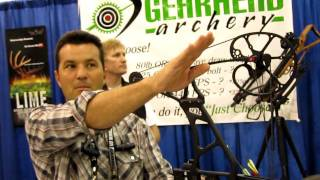 Gearhead Archery's New Bow Design
