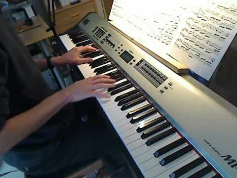 Brian Crain - Dream of Flying (Piano Cover; Improvised Version)