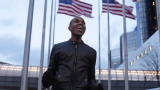 Whitney Houston Star Spangled Banner Tribute by Jeffery Lewis