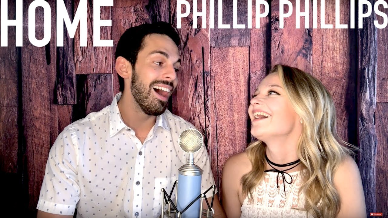 Home by Phillip Phillips (cover)