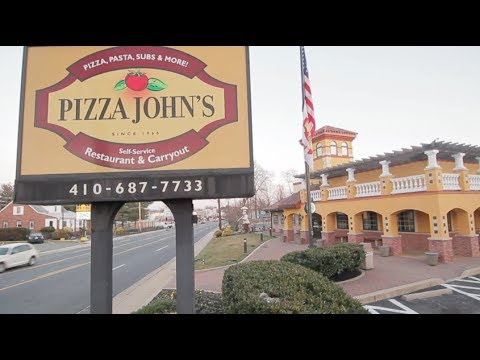 Pizza Places in Baltimore Pizza Johns Essex Maryland