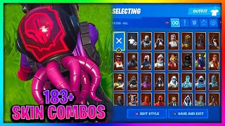 "Before You Buy ""XENOPOD"" - Toutes les combinaisons de peau en Fortnite (185 skins)"