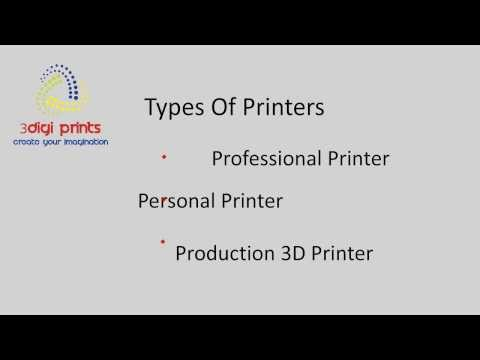 3DSystems : Best 3D Printers In The Industry