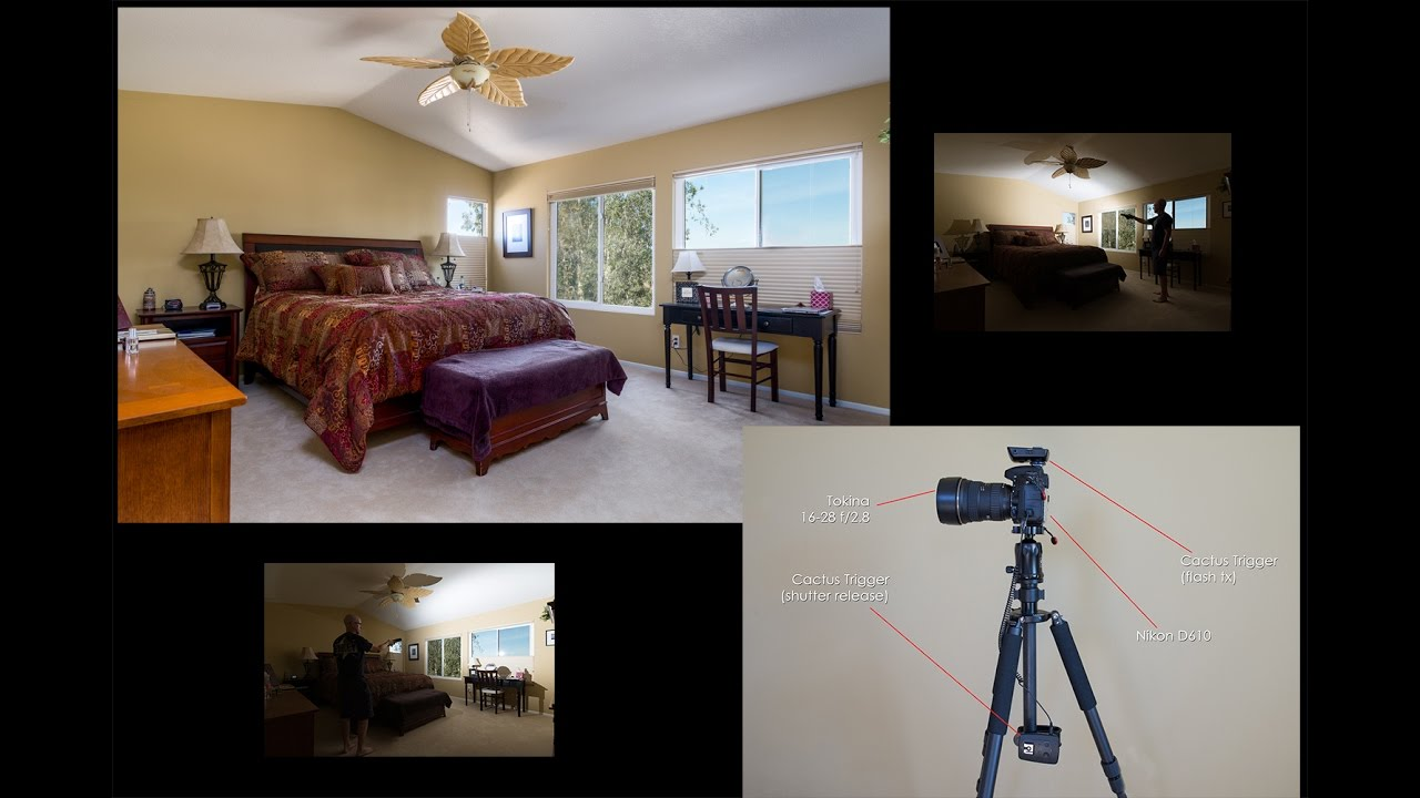 one-light real estate photos - youtube