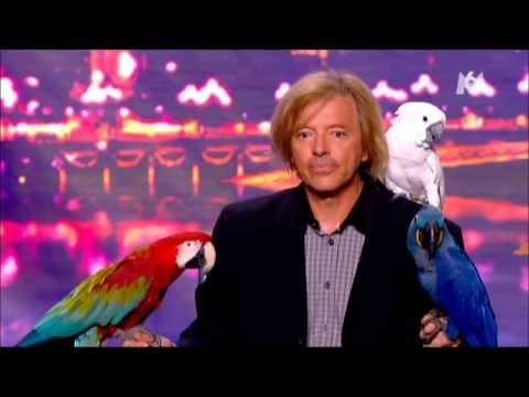 La France A Un Incroyable Talent 2013 - Les Perroquets De Mark Steiger
