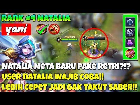 Natalia Kini Enak Pake Retri?!? - Meta Baru Natalia Fast Farm Pake Retri!! - User Nata WAJIB COBA!!