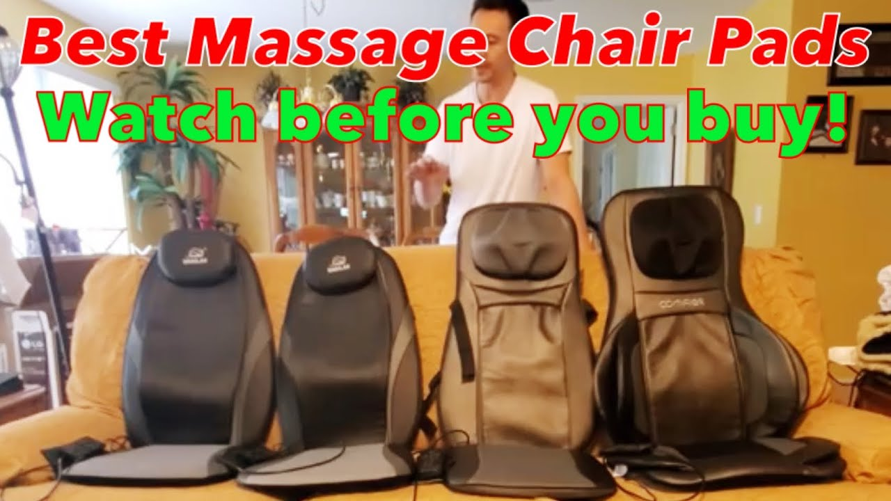 2019 Best Massage Seat Chair Cushion Pads Pro Cons Which Is Best For You