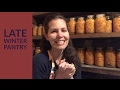 Gluten Free Pantry Tour: Fibromyalgia Didn't Keep Me from Canning!