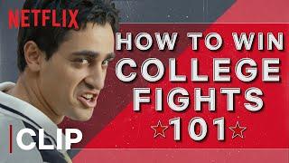 Imran Khan's Canteen Fight | Jaane Tu Ya Jaane Na | Netflix India