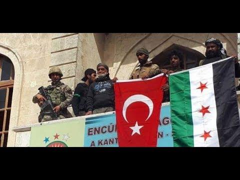 Nordsyrien-Offensive: Türkische Truppen haben kurdische Stadt Afrin eingenommen
