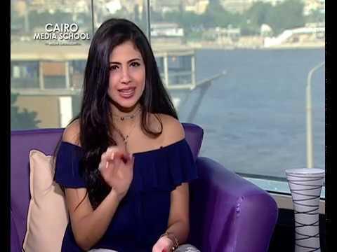 "Noura Hisham  - Presenting Talk Shows September "" Ramy Radwan """