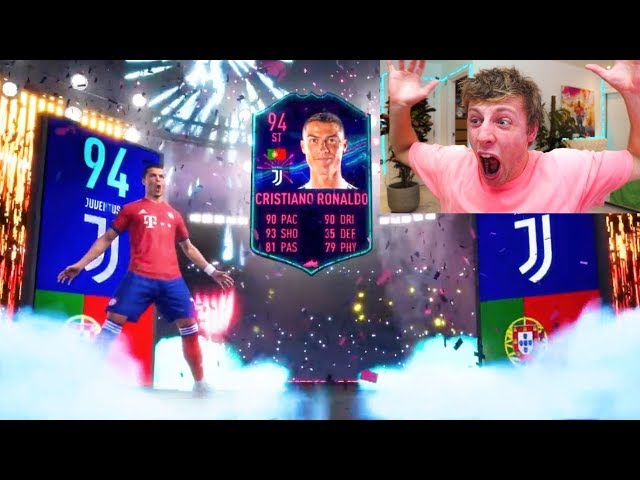 THE MOST LEGENDARY FIFA 19 PACK OPENING IN HISTORY