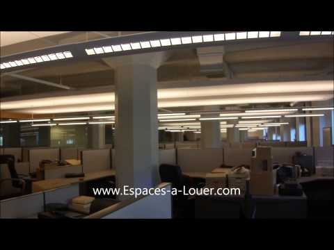 Office space for lease montreal downtown 5000 35000sf