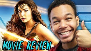 Wonder Woman Movie Review - Is It The Best DCEU Movie?