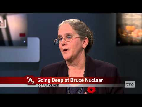 Going Deep at Bruce Nuclear