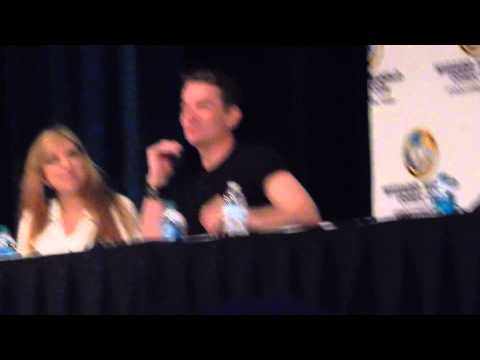 James Marsters Atlanta Panel Discussing Dragon Ball Z