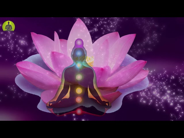 Clear Blocked Energy & Balance Chakras Complete Healing Meditation Music, Positive Energy Boost